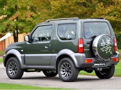 In 2018, exchange of Japanese plants for Jimny production