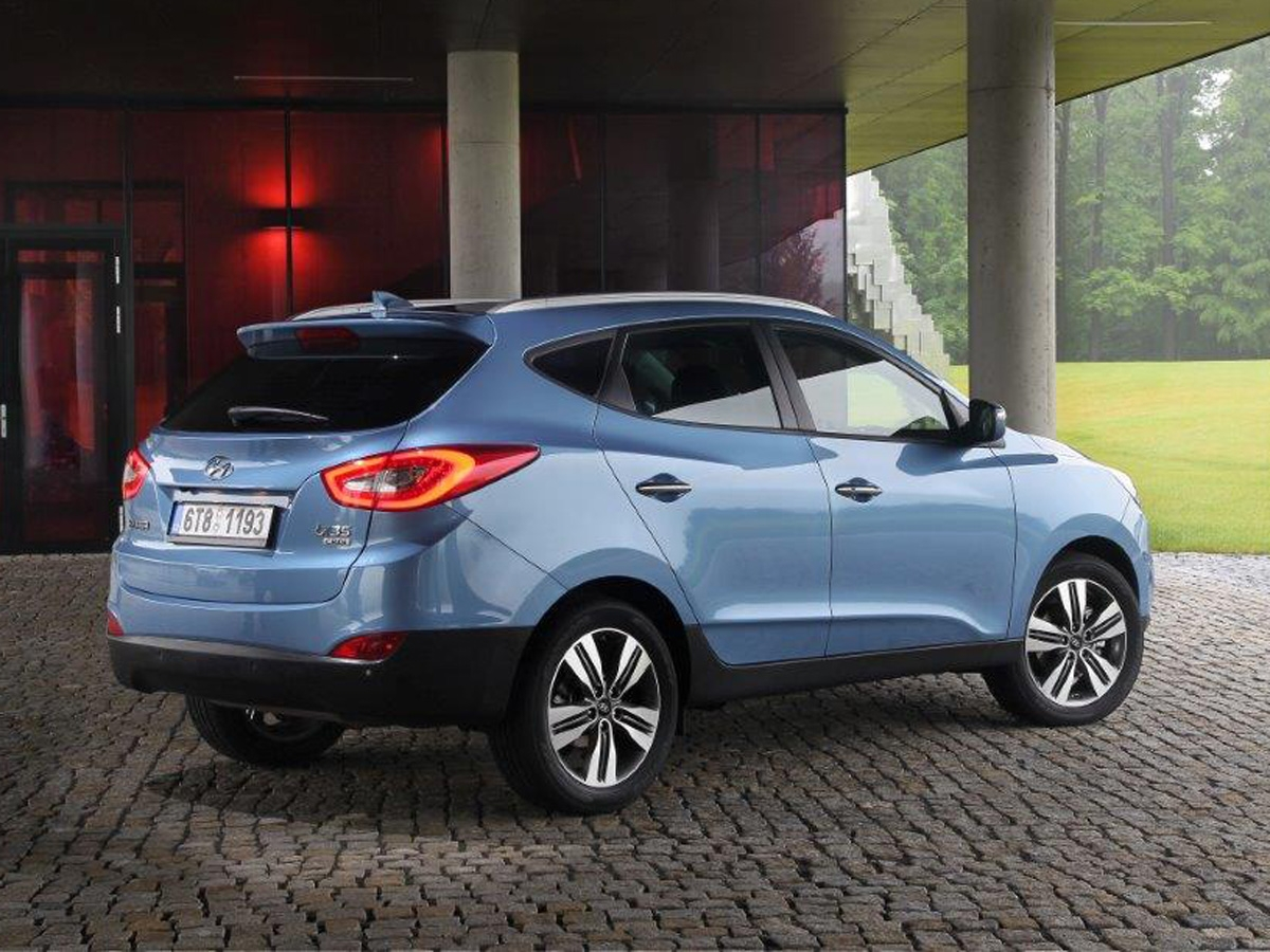 600 000 Hyundai Ix35 Cars Manufactured In Nosovice