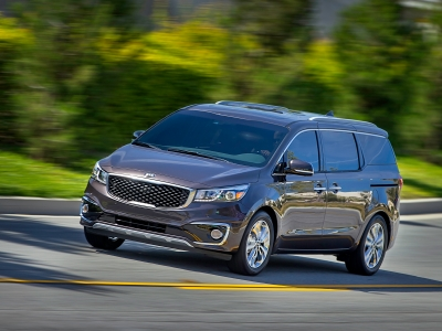 Kia's Indian factory will also produce the Carnival MPV