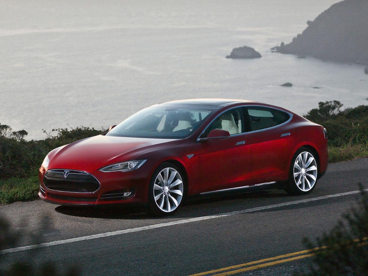 Tesla Model S sbarca anche in Australia