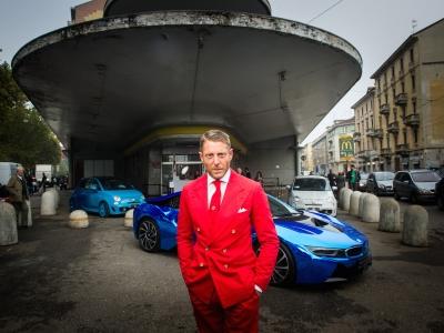 Garage Italia: chiude il ristorante di Cracco, che lascia la società avviata con Elkann