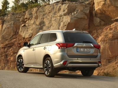 Mitsubishi sales up 22% in Russia