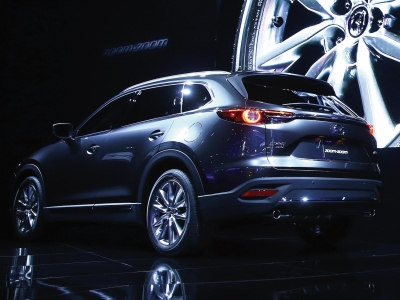 Mazda starts production of the large CX-9 SUV in Russia