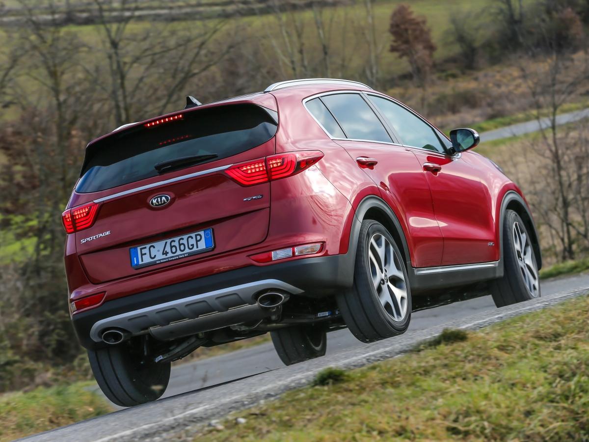 Kia Sportage giunge alla 4ª generazione