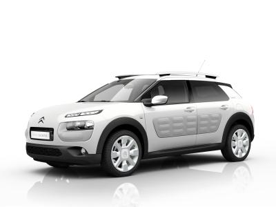 Citroën venderà 70 mila C4 Cactus l'anno
