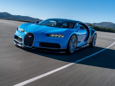 Bugatti produced the Chiron number 100