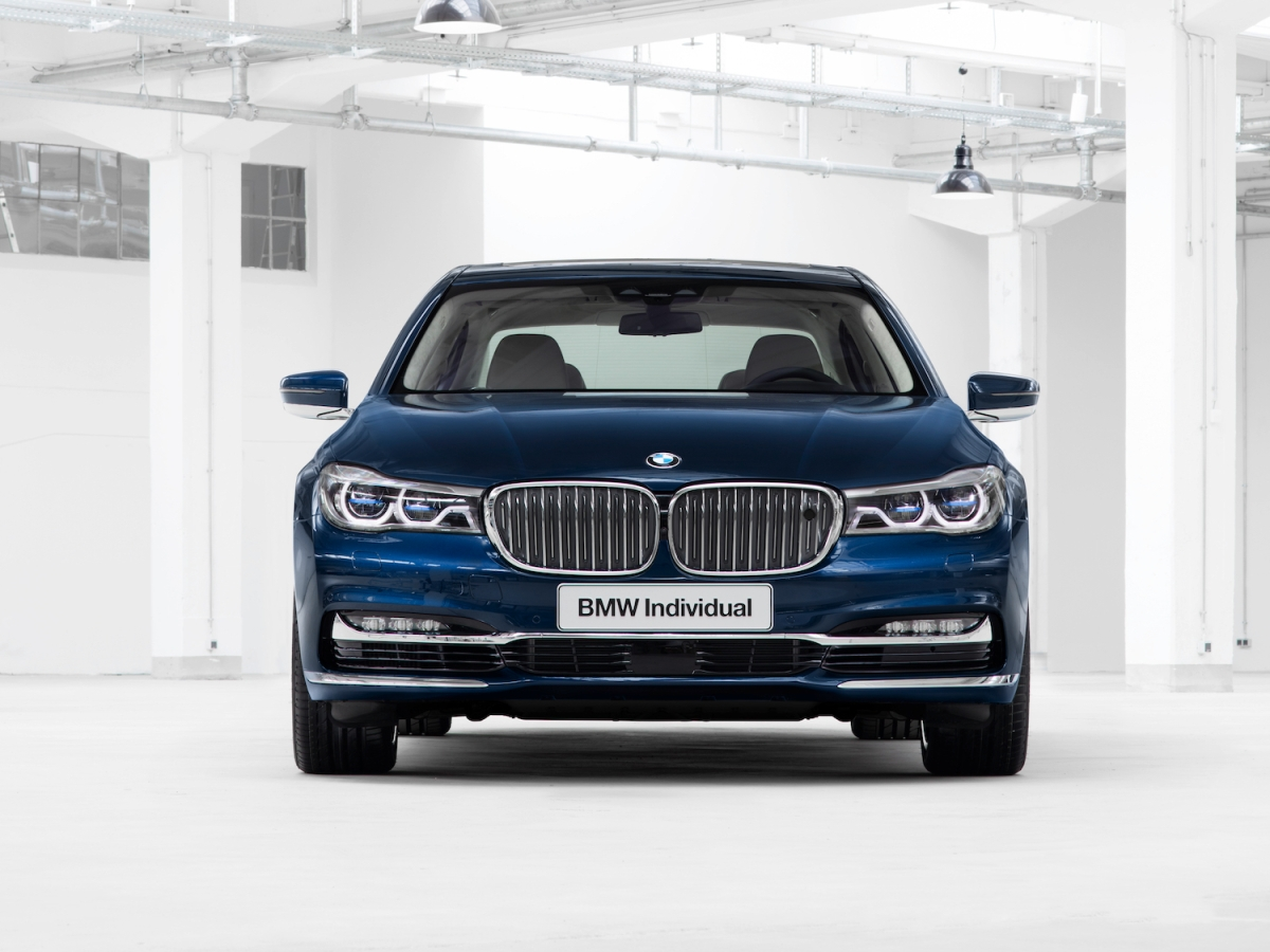 BMW Serie 7 Individual Serie 7 THE NEXT 100 YEARS