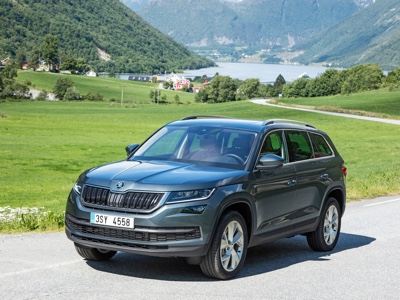Skoda to strengthen its presence in Russia with Kodiaq