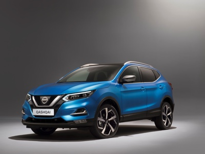 Nissan's virtual reality to discover the new Qashqai and X-Trail