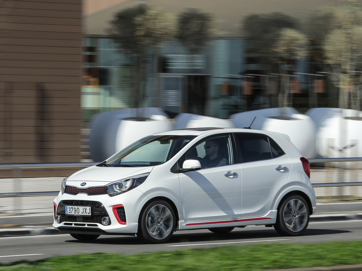 Kia Picanto new entry
