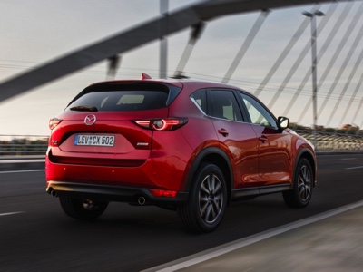 Mazda to start production of its new CX-5 in Hofu
