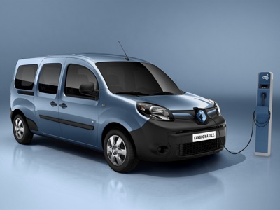 Renault to launch the new Kangoo Z.E. in Argentina by year end