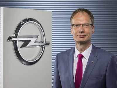 "Opel Ceo Michael Lohscheller is ""Manager Of The Year 2019"""