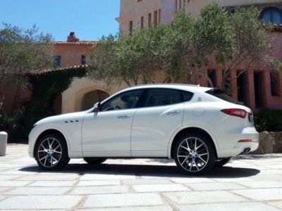 Maserati with Marriott for the Summer Experience