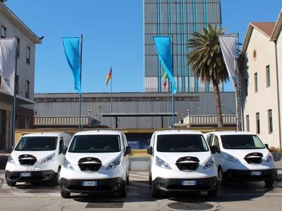 Sostenibilità by Nissan, Arval e Acciai Speciali Terni