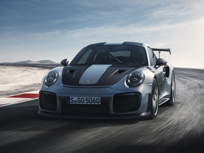 Porsche to resume a limited production (4 units) of 911 GT2 RS model