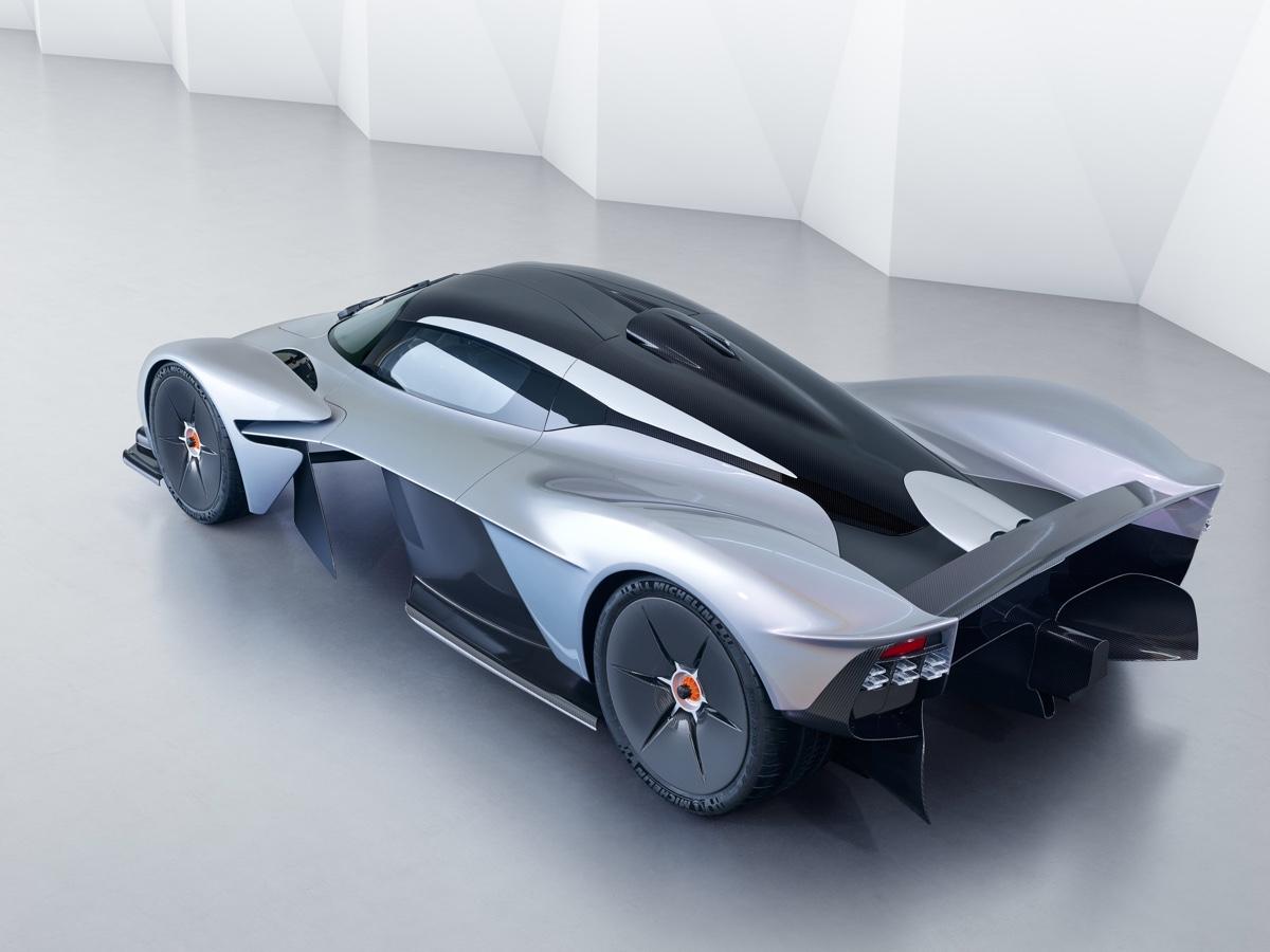Aston Martin Valkyrie definitiva