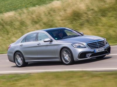 Mercedes prepara versione a batteria della Classe S