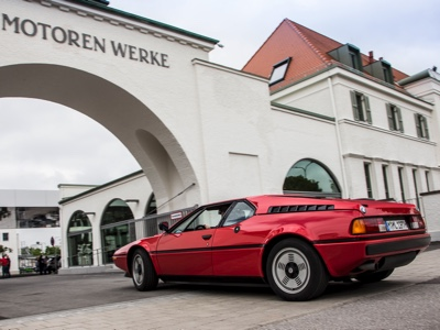 BMW Milan and Rome are authorized dealers for classic cars and motorcycles