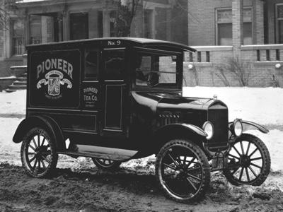 Ford festeggia il centenario della Model TT
