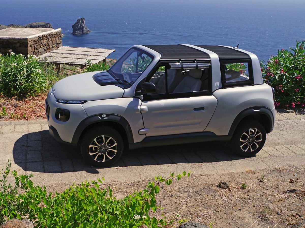 Citroën E-Mehari Pantelleria
