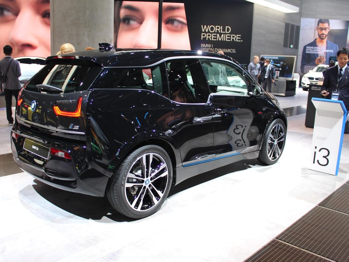BMW i3 S Francoforte 2017