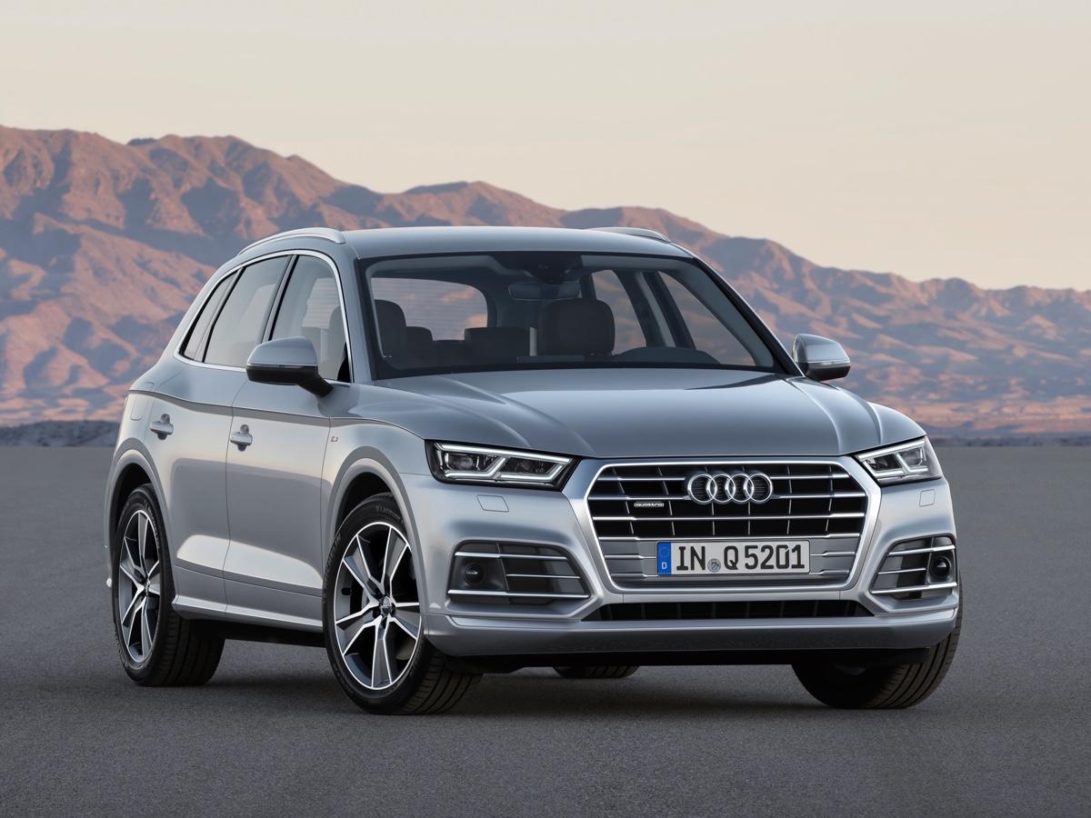 Audi Q5 TDI 286 CV