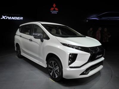 Mitsubishi sfida le altre giapponesi in Indonesia con Xpander