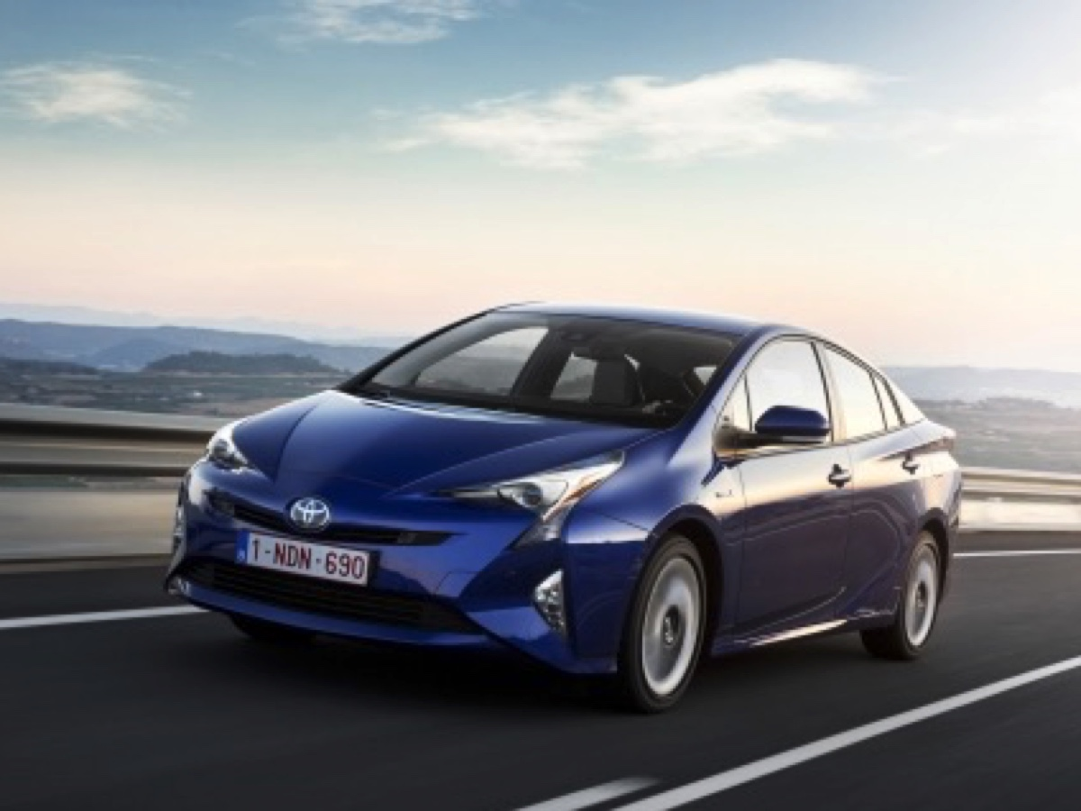 Toyota hybrid models enjoy more and more popularity in Korea