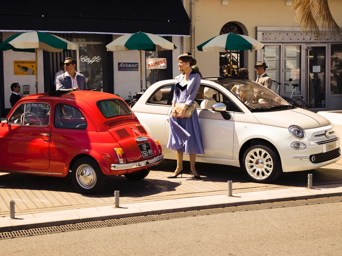 Fiat 500 Bea Italia