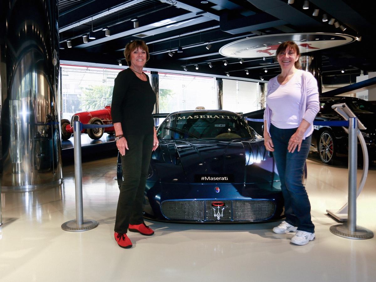 Maserati Villeneuve