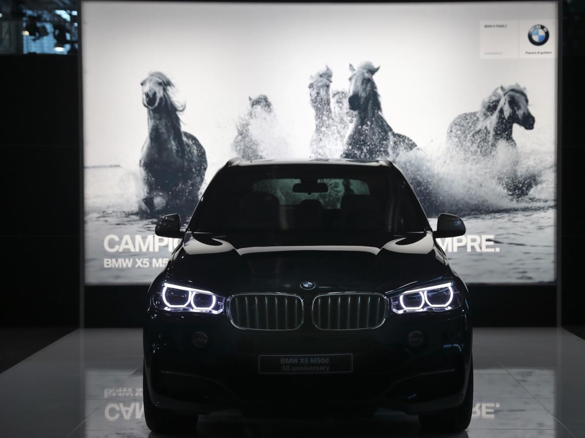 BMW Fieracavalli
