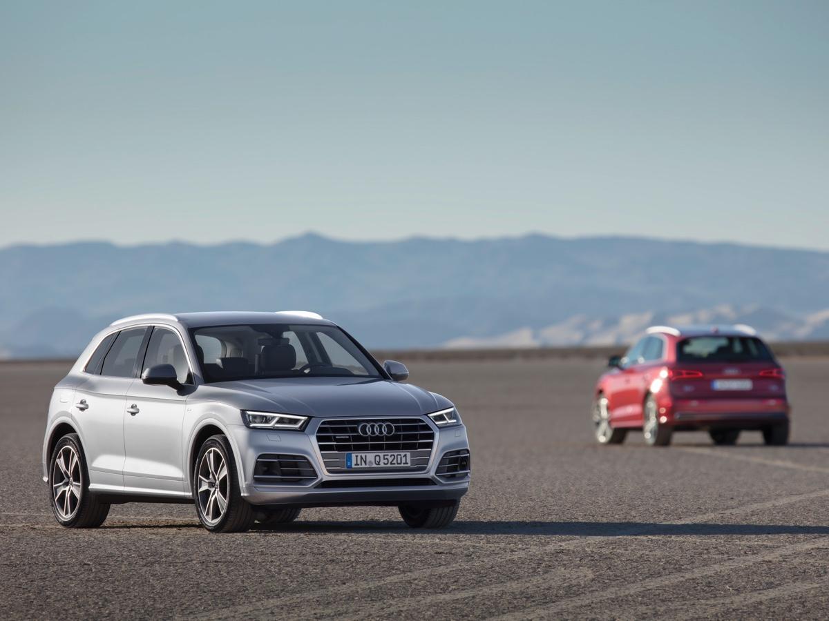 Audi Consumer Reports 2017