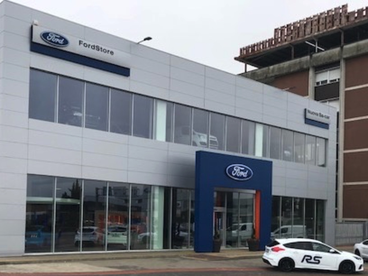 Ford Vercelli store