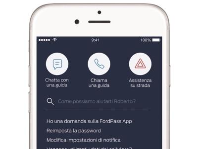 App Ford per rendere più connesso il possesso dell'auto