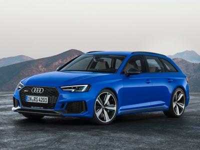 Audi avvia ordini per nuova RS 4 Avant