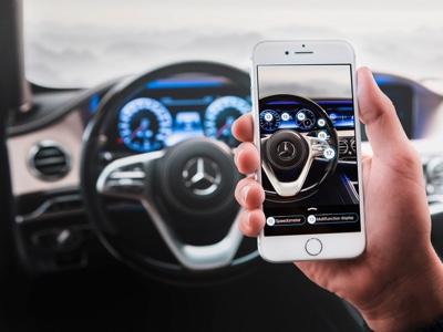 Ask Mercedes: assistente virtuale evoluto