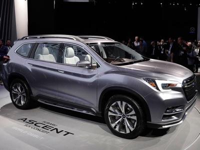 New record for Subaru in North America in June