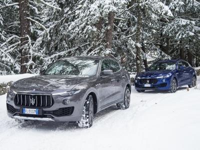 Al via il Maserati Winter Tour