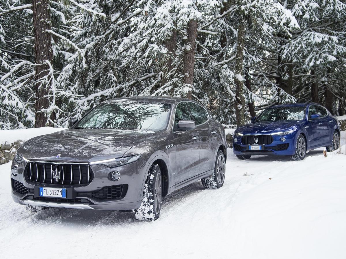 Maserati Winter Tour 2017
