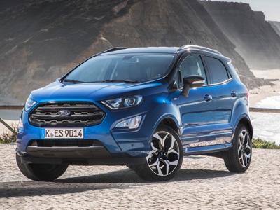 Diesel 1.5 EcoBlue e trazione integrale su nuova Ford EcoSport