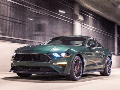 Ford al Naias anche con Bullit Limited Edition di Mustang