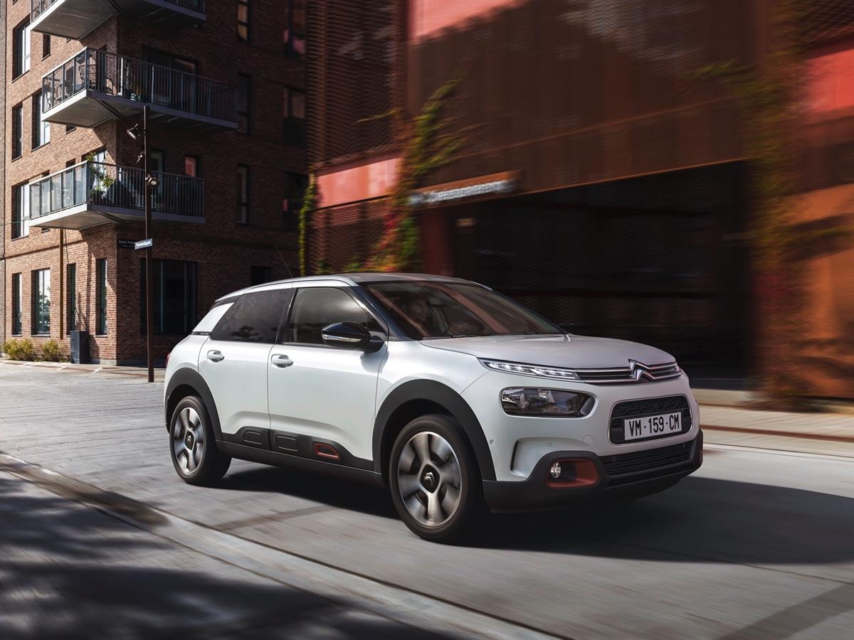 Citroën C4 Cactus nuova debutto