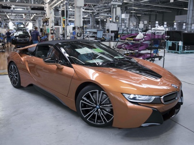 BMW starts work to expand its Leipzig plant