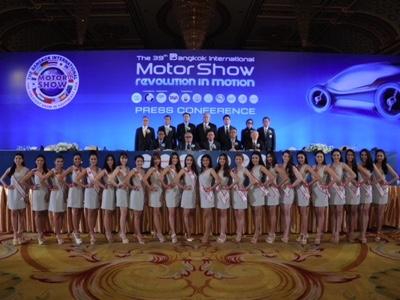 Conto alla rovescia per il 39° Bangkok International Motor Show