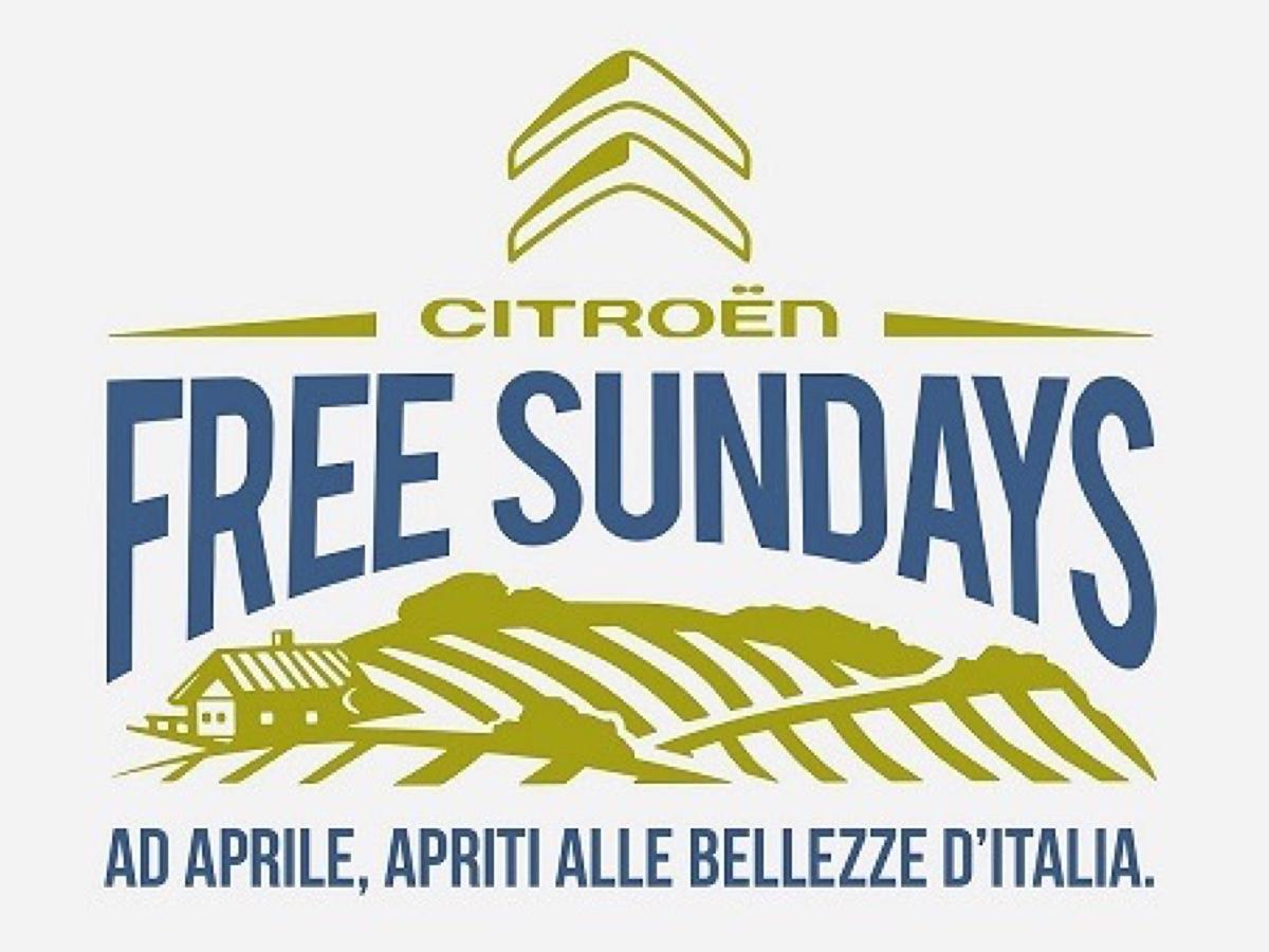 Citroën Free Sundays