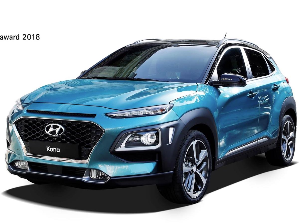Hyundai Kona premio