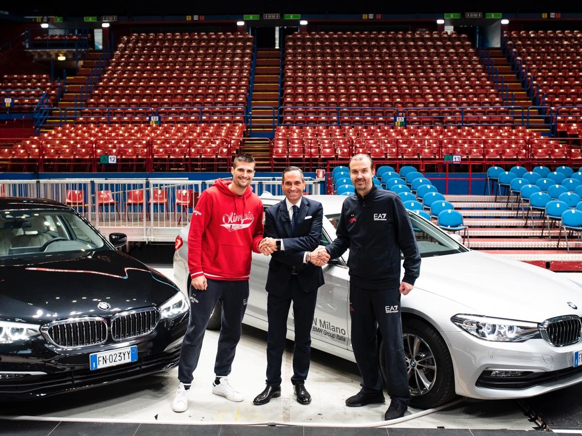 BMW Olimpia Milano 2018