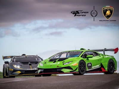 Lamborghini Super Trofeo celebra la decima edizione