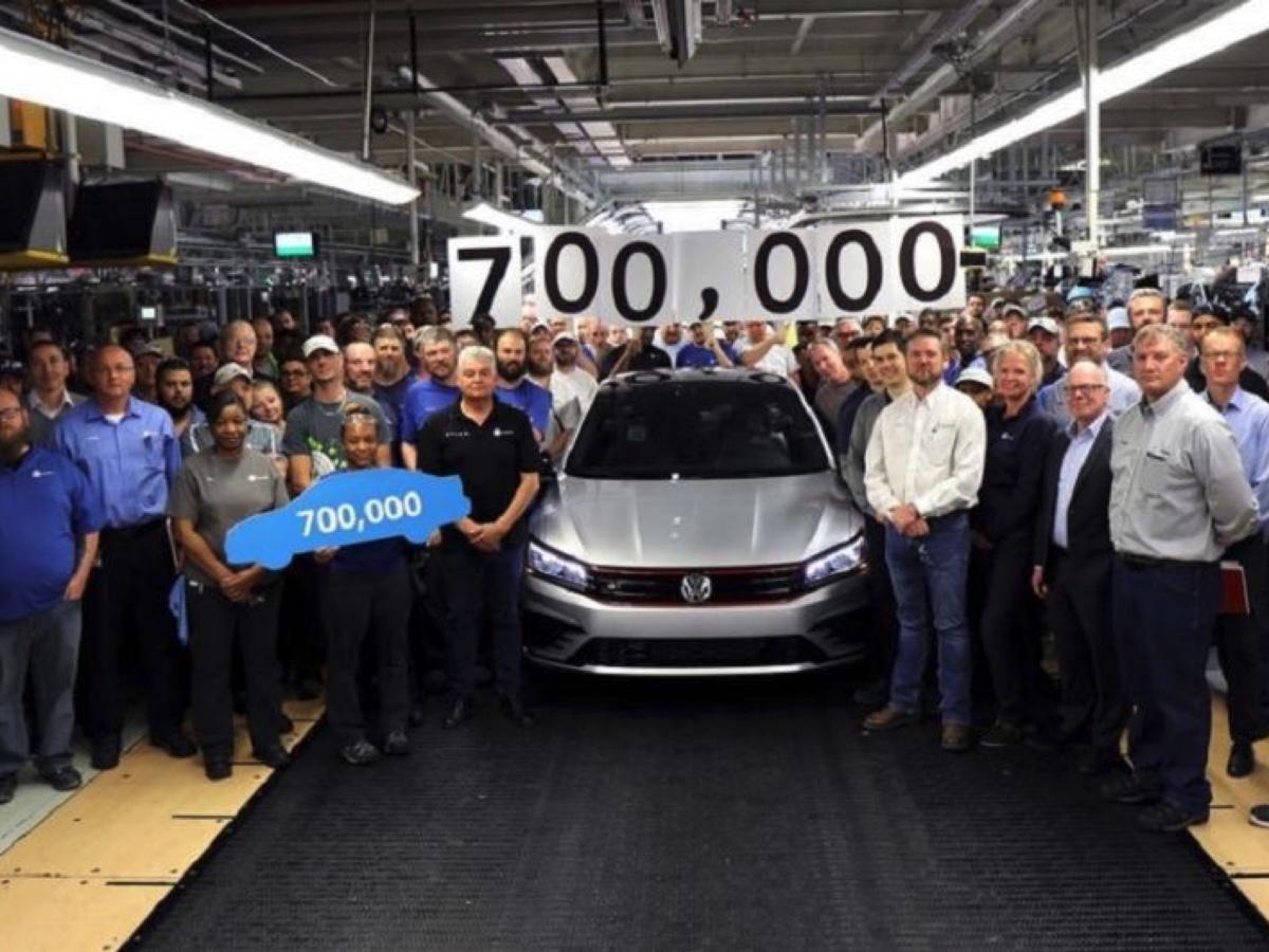 Volkswagen Passat 700 mila Chattanooga